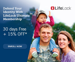 LifeLock Identity Theft Protection